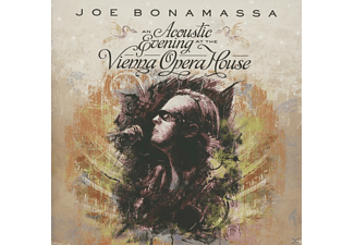 Joe Bonamassa - AN ACOUSTIC EVENING AT THE VIENNA OPERA - (CD)