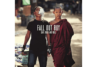 Fall Out Boy Save Rock And Roll Rock CD