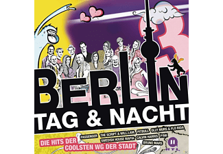 VARIOUS - BERLIN - TAG & NACHT 3 [CD]