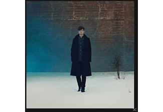 James Blake - Overgrown [CD]