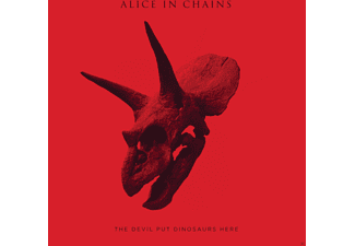 Alice in Chains - THE DEVIL PUT DINOSAURS HERE - (CD)