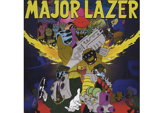 Major Lazer - Free The Universe [CD]