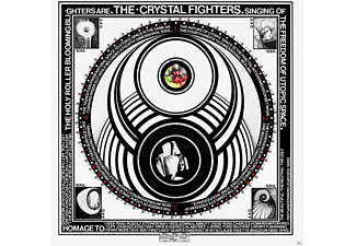Crystal Fighters - Cave Rave - (CD)