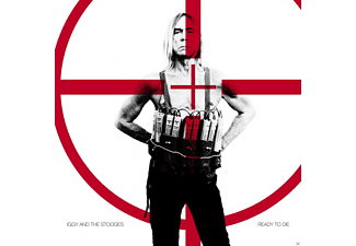 Iggy & The Stooges - Ready To Die [CD]