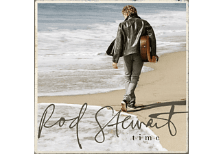Rod Stewart - TIME [CD]