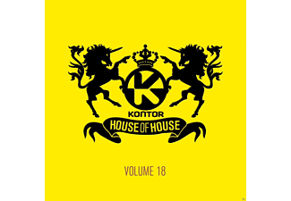 VARIOUS - Kontor House Of House Vol.18 - (CD)