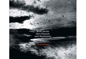 Keith Jarrett, Jack DeJohnette, Gary Peacock - SOMEWHERE - (CD)