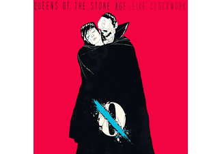 Queens Of The Stone Age - LIKE CLOCKWORK - (CD)