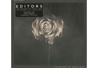 Editors - THE WEIGHT OF YOUR LOVE (DELUXE) - (CD)