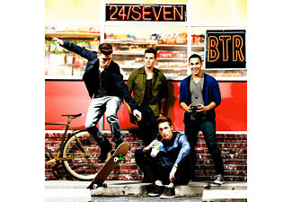 Big Time Rush - 24 / Seven [CD]