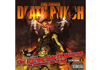 Five Finger Death Punch - The Wrong Side Of Heaven And The Righteous Side Of Hell - (CD)
