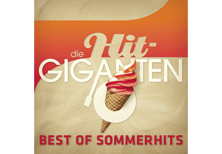 VARIOUS - Die Hit-Giganten - Best Of Sommer Hits - (CD)