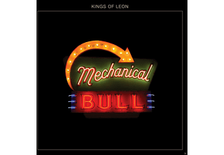 Kings Of Leon - Mechanical Bull [CD]
