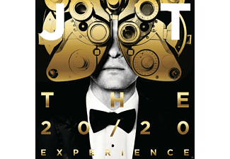 Justin Timberlake - The 20/20 Experience - 2 Of 2 (Standard Edition) - (CD)