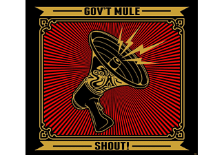 Gov't Mule - SHOUT! - (CD)