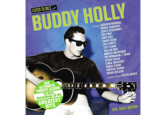 VARIOUS - Buddy Holly - Listen To Me - (CD)