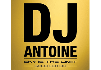 DJ Antoine - SKY IS THE LIMIT (GOLD EDITION) - (CD)