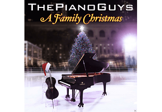 Piano Guys - A FAMILY CHRISTMAS - (CD)