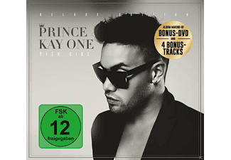 Prince Kay One - Rich Kidz (Deluxe Edition) [CD + DVD Video]