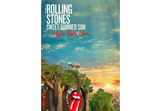 The Rolling Stones - Sweet Summer Sun-Hyde Park Live [DVD]
