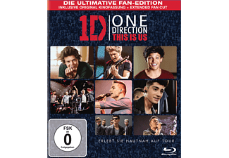 One Direction - This is us [Blu-ray]