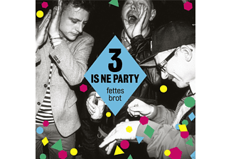 Fettes Brot - 3 Is ne Party (Standard Edition) [CD]