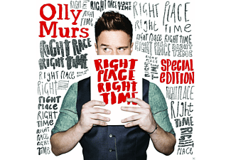 Olly Murs - Right Place Right Time (Special Edition) - (CD + DVD Video)