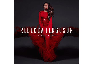 Rebecca Ferguson - Freedom (Deluxe - Edition) [CD]