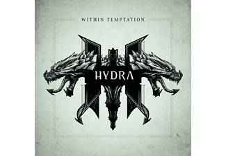 Within Temptation - HYDRA (DOUBLE HEAVY WEIGHT VINYL) - (Vinyl)