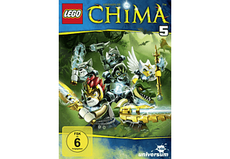 LEGO – Legends of Chima (DVD 5) [DVD]
