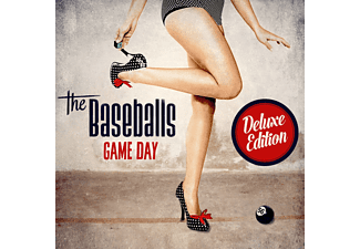 The Baseballs - Game Day (Deluxe) [CD]