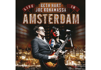 Joe Bonamassa, Beth Hart - Live In Amsterdam - (CD)