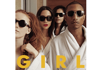 Pharrell Williams - G I R L  CD