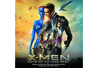 Federation Of Musicians, Jasper Randall Choir, Jeffrey Schindler - X-Men: Days Of Future Past/Ost [CD]
