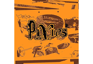 Pixies - Indie Cindy - (CD)
