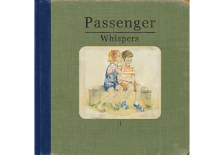 Passenger - Whispers [CD]