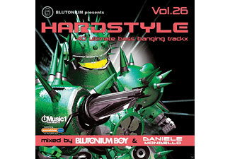 Blutonium pres. Hardstyle Vol. 26 - Hardstyle Vol.26 - (CD)
