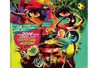 Various - One Love, One Rhythm-The Official 2014 Fifa World Cup Album [CD]