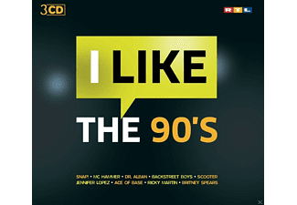 VARIOUS - RTL-I Like The 90s - (CD)