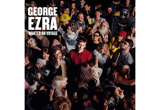 George Ezra - Wanted On Voyage [CD]