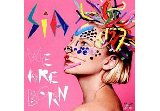Sia - We Are Born (CD)