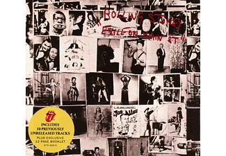 Rolling Stones, The Exile On Main Street Rock/Pop CD