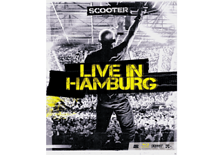 Scooter - Live In Hamburg [Blu-ray]