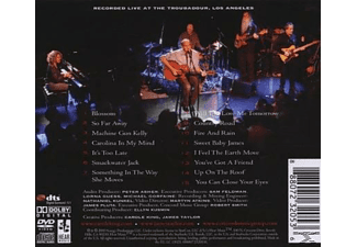 Carole King, James Taylor - Live At The Troubadour - (CD + DVD)