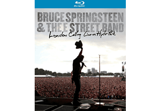Bruce Springsteen, The E Street Band - E Street Band - London Calling - Live In Hyde Park - (Blu-ray)