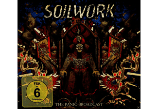 Soilwork - The Panic Broadcast - (CD + DVD Video)