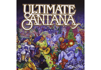 Carlos Santana - Ultimate Santana - (CD)