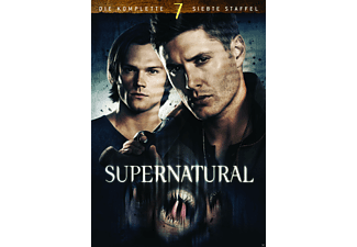 Supernatural - Die komplette 7. Staffel - (DVD)