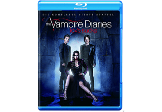The Vampire Diaries - Die komplette vierte Staffel - (Blu-ray)