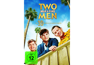 Two and a Half Men - Staffel 10 - (DVD)